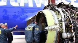 Nguyên nhân máy bay Mỹ nổ động cơ, hành khách bị hút ra ngoài