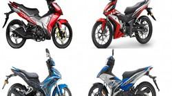 Chọn SYM VF3i, Yamaha Y15ZR, Honda RS150R hay Benelli RFS150i?