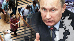 Động thái mới nhất của Nga giữa căng thẳng với Anh