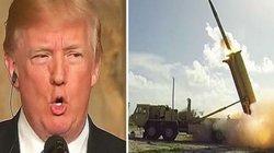 Trump dốc tiền nâng cấp vũ khí gieo ác mộng cho Triều Tiên