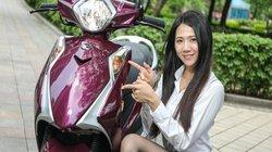 Cận cảnh đối thủ Honda SH Mode giá 53 triệu đồng