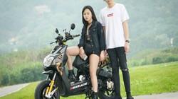 Yamaha BwsR bản độ đánh thức đam mê giới trẻ