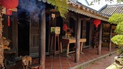 Ngôi nhà cổ hơn 200 năm tuổi độc đáo ở Nha Trang