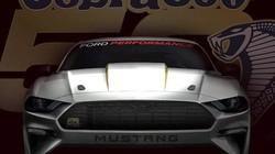 Ford Mustang Cobra Jet 2018: ''Thú dữ'' đua Drag sắp trình làng