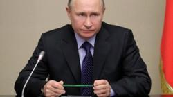 Bút của Tổng thống Putin được bán với giá khủng
