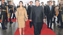 Người phụ nữ đẹp giúp Kim Jong-un tự tin gặp gỡ lãnh đạo nước ngoài