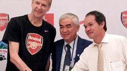 Bầu Đức nhớ HLV Wenger, tiếc mối lương duyên HAGL và Arsenal