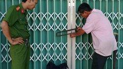 Công an giải cứu gia đình bị nhóm côn đồ khóa trái cửa nhốt trong nhà