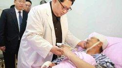 32 người TQ chết ở Triều Tiên: Ông Kim Jong-un đi thăm nạn nhân
