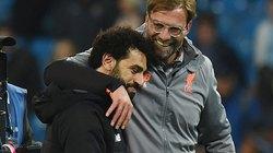 HLV Klopp cảnh báo Salah trước cuộc tái ngộ Roma