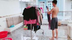 Cô vợ khiến ngàn người ghen tị vì 2 năm chưa bao giờ phải giặt đồ, đi chợ