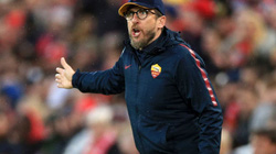 HLV AS Roma nói gì khi thảm bại trước Liverpool?