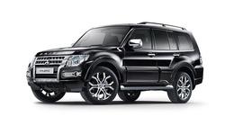 """Mitsubishi ra mắt phiên bản cuối cùng của """"huyền thoại"""" Pajero"""