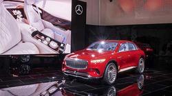 Chiếc SUV siêu sang của Mercedes-Benz chính thức xuất hiện