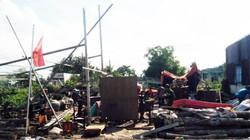 Bạc Liêu: Lốc xoáy làm hơn 50 căn nhà sập và tốc mái