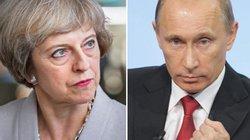 """Anh """"nổi đóa"""" vì bị đồng minh chặn cú đấm mạnh vào Nga"""