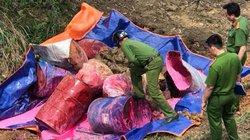 Lạng Sơn: CA truy tìm nghi phạm đổ hoá chất làm ô nhiễm nguồn nước