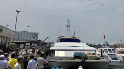Giá vé vừa tăng, liên tiếp 2 tàu được cấp phép chở khách tuyến Sa Kỳ-Lý Sơn