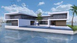 Dubai chuẩn bị xây siêu biệt thự nổi trên biển, giá 626 tỷ/căn