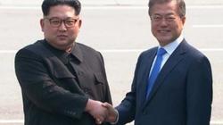 Trực tiếp: Cuộc gặp lịch sử giữa Kim Jong-un và Moon Jae-in