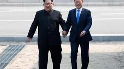 Kim Jong-un gặp Moon Jae-in: Trang sử mới bắt đầu trên bán đảo Triều Tiên