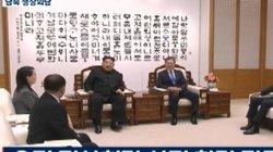 Video: Những hình ảnh đầu tiên của cuộc họp Thượng đỉnh liên Triều