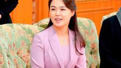 Không đi cùng Kim Jong-un, Đệ nhất phu nhân Triều Tiên đang ở đâu?