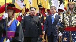 Trung Quốc nói gì về cuộc gặp lịch sử hai miền Triều Tiên?