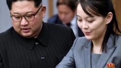 """Người em gái """"ngoại giao"""" của Kim Jong-un nổi bật tại thượng đỉnh liên Triều"""