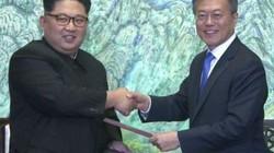 Kim Jong-un, Moon Jae-in nhất trí chấm dứt chiến tranh, phi hạt nhân hóa