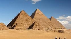 Loạt bí ẩn muôn đời không giải ở đại kim tự tháp Giza