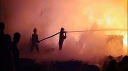"""Chuyện ít biết về """"ngũ long công chúa"""" cứu người trong biển lửa"""