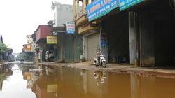 Đa Hội: Cứ mưa là làng biến thành sông