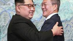 Kim Jong-un nói tiếng gì khi gặp Tổng thống Hàn Quốc?