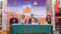 """Ra mắt cuốn du ký """"Bình minh ở Sahara"""" của nhà văn Di Li"""