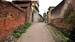 Đẩy nhanh tiến độ điều chỉnh khoanh vùng di tích làng cổ Đường Lâm