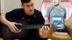 Thủ môn Lâm Tây khoe giọng hát ngọt ngào khiến fan girl phát cuồng