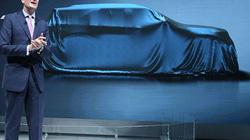 Ford mang Explorer hoàn toàn mới đến Trung Quốc ''nhá hàng''