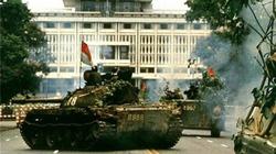 Chùm ảnh dàn xe tăng tiến vào giải phóng Sài Gòn ngày 30.4