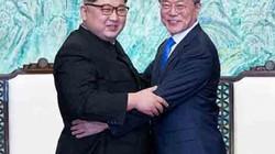 Hội nghị liên Triều hé lộ chiều cao thực sự của ông Kim Jong-un