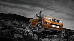 Nissan Navara ra mắt phiên bản off-road AT32