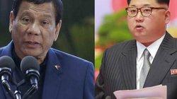 """Tổng thống Philippines: """"Kim Jong-un là thần tượng của tôi"""""""
