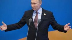 Tổng thống Putin: Nga không phụ thuộc Trung Quốc