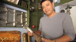 Người đàn ông lưu giữ hơn 1.000 đồ vật chiến tranh
