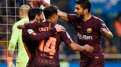 Vô địch La Liga, Barcelona thiết lập nhiều kỷ lục đáng nể