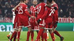 """Bayern tan nát đội hình trước """"trận cầu sinh tử"""" với Real"""