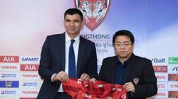 Cựu HLV ĐTQG Serbia dẫn dắt Muangthong United
