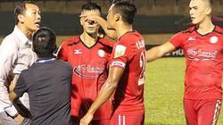 Ám ảnh bạo lực bóng đá Việt trở lại trong trận derby xứ Nghệ