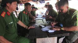 """Bộ Tư lệnh Biên phòng kiểm tra khu vực bắt gỗ của Phượng """"râu"""""""