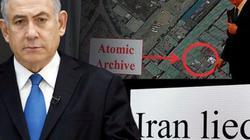 Israel tuyên bố đang nắm giữ bí mật hạt nhân của Iran
